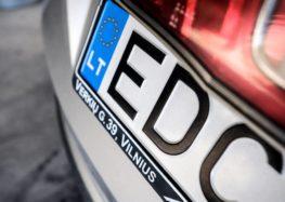 Яких санкцій очікувати власникам нерозмитнених євроблях