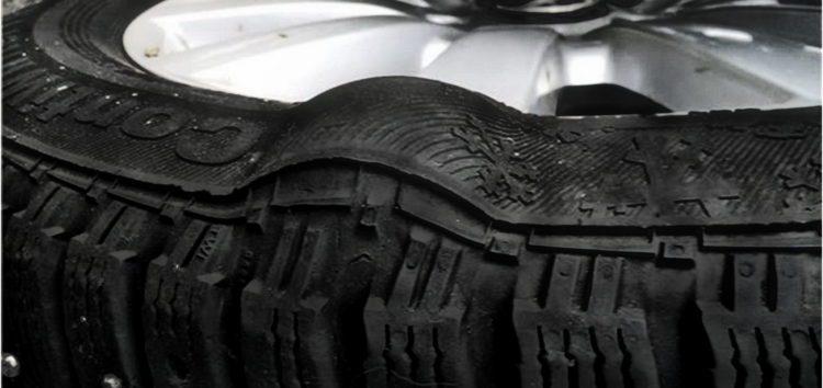 Чим небезпечні шинні шишки