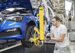 Volkswagen запустить завод з виробництва батарей