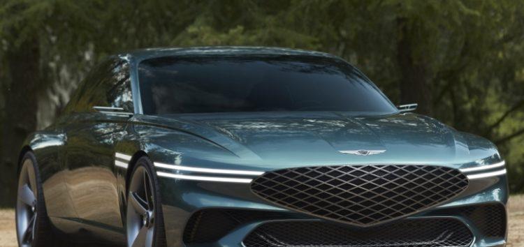 Hyundai збирається випустити новий Genesis X