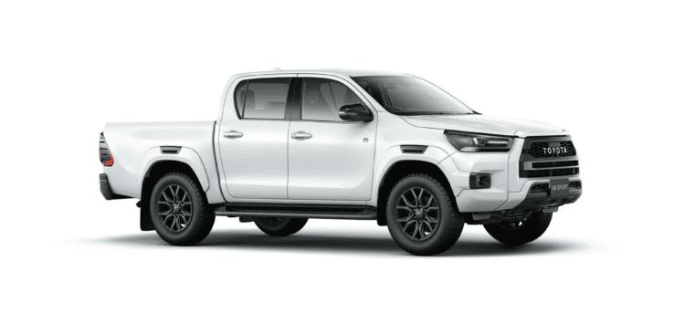 """Toyota продемонструвала """"прокачаний"""" пікап Hilux GR Sport"""