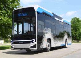 Турки планують у Львові завод електроавтобусів