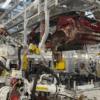 Nissan показав завод з виробництва авто без людей-співробітників