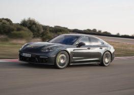 Porsche тестує модель Panamera другого покоління на дорогах Європи