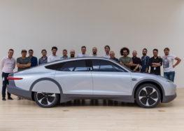 Авто на сонячних батареях готове до випуску