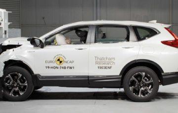 Euro NCAP оголосив про нові правила краш-тестів