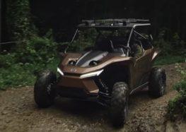 Lexus презентував екстремальний позашляховик
