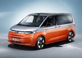 Volkswagen почав виробництво моделі Multivan T7