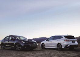 Subaru представив універсал WRX