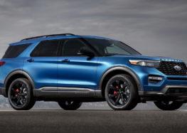 Ford готує рестайлінг моделі Explorer