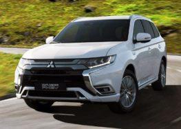 Mitsubishi представить нове покоління гібридного кросовера Outlander