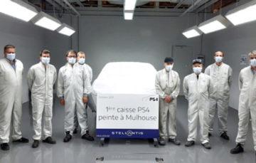 Peugeot показала новий кросовер