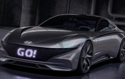 Hyundai представила патент на уникальную решетку радиатора