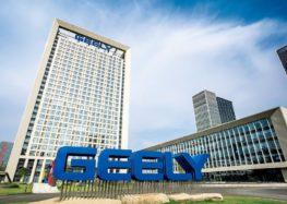 Geely створить 5 тисяч станцій з експрес заміни батареї в електрокарах