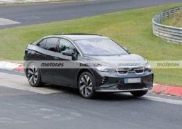 Volkswagen тестує новий ID.5 GTX 2022 року