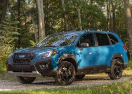 Subaru випустить нове покоління Forester
