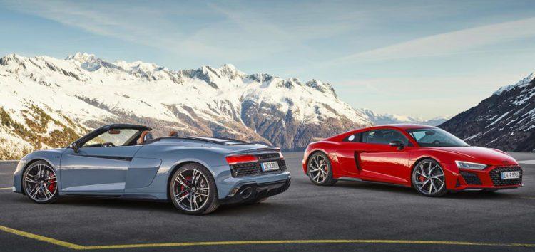 Audi оновила модель R8