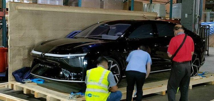 Foxconn показав фотографії нового автомобіля Foxtron