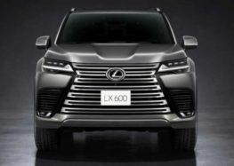 Lexus LX отримав модифікацію для бездоріжжя 600 Offroad