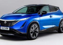 Nissan представить новий електрокросовер