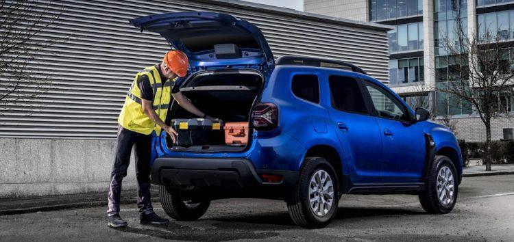 Dacia продає в Європі комерційний Duster
