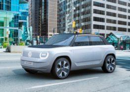 Volkswagen представив новий електромобіль ID Life