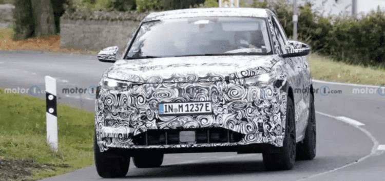 Audi Q6 E-Tron 2023 продемонстрували в серійному кузові