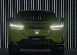 Показали новий Honda e: NS1 2022