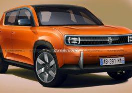 Renault показав новий електрокросовер 4ever