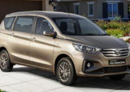 Toyota випустила новий мінівен