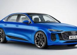 Нову Audi A4 уявили до презентації