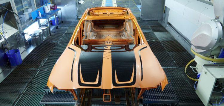 BMW встановили на заводі принтер для кузовів