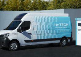 Renault показує водневий Master