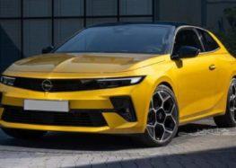 Якою буде нова Opel Astra GTC