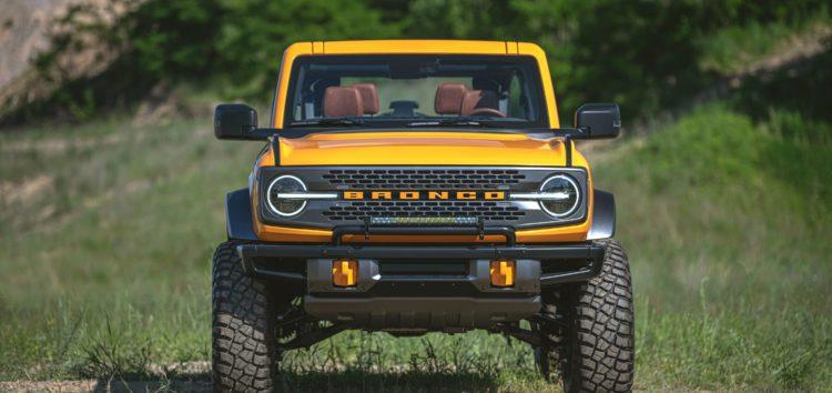 Ford Bronco випускатиметься з лебідкою та шноркелем