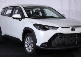 У інтернеті показали новітній Toyota