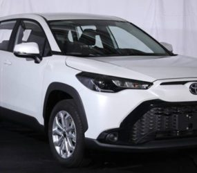 В интернете показали новейший Toyota